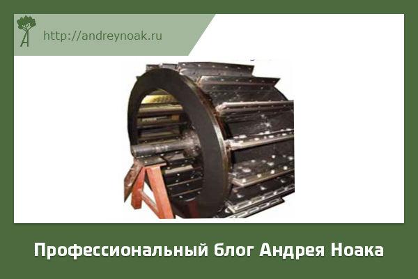 Крыльчатка стружечного станка