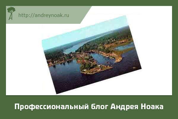 Озеро Маскегон