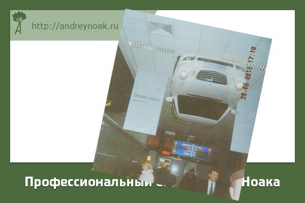 Мерседес в Пулково 2