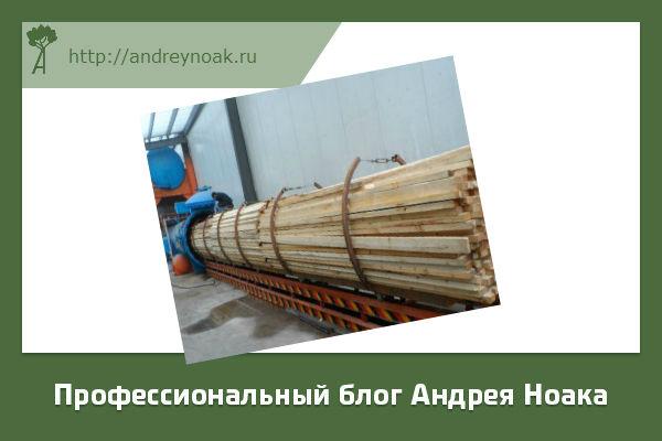 Пропитка древесины вакуум давление вакуум